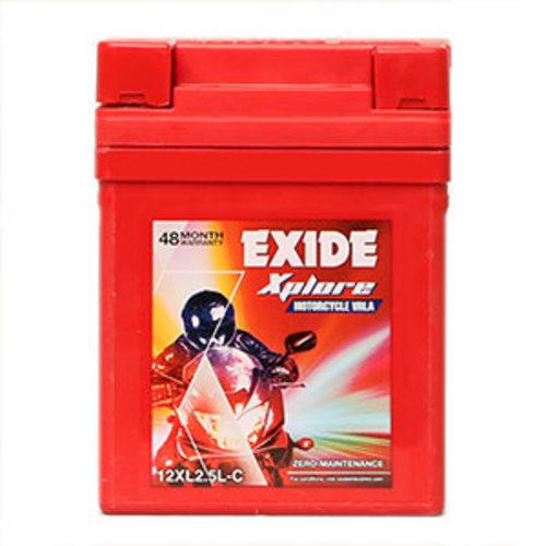 EXIDE 12XL2.5L-C