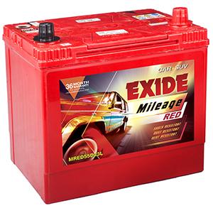 EXIDE ML55D23L