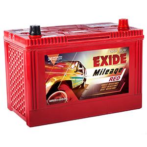 EXIDE FEY0-EY105D31L