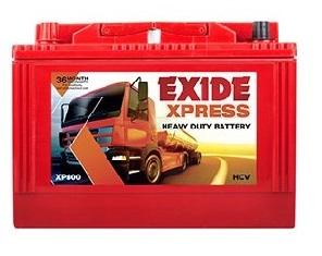 EXIDE XP800