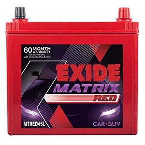 EXIDE MTRED-45L