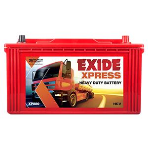 EXIDE XP880