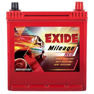 EXIDE ML45D21L-BH