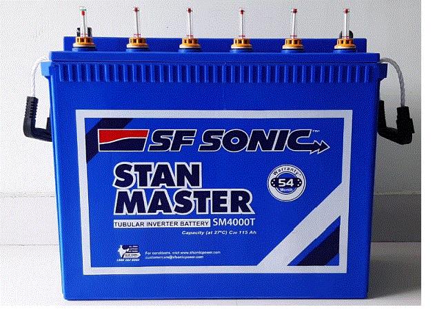 SF SONIC STAN MASTER-4000T