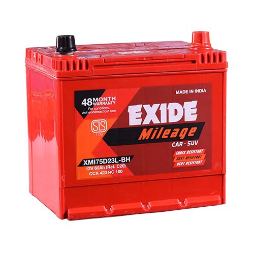 EXIDE ML75D23LBH