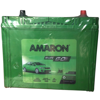 AMARON GO 00095D26 R