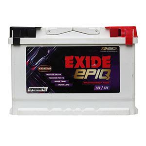 EXIDE EPIQDIN74L