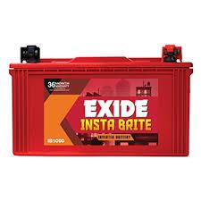EXIDE INSTA BRITE IB1000