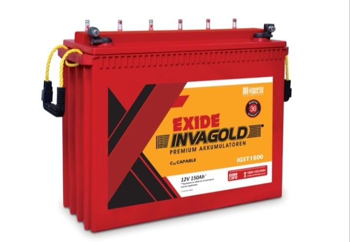 EXIDE INVAGOLD-IGST-1500
