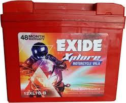 EXIDE 12XL7B-B