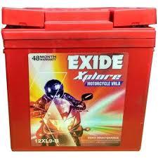 EXIDE 12XL9-B