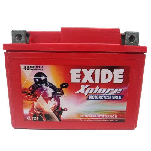 EXIDE XLTZ4