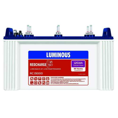 LUMINOUS RED CHARGE RC 15000