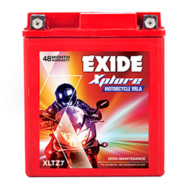 EXIDE XLTZ7